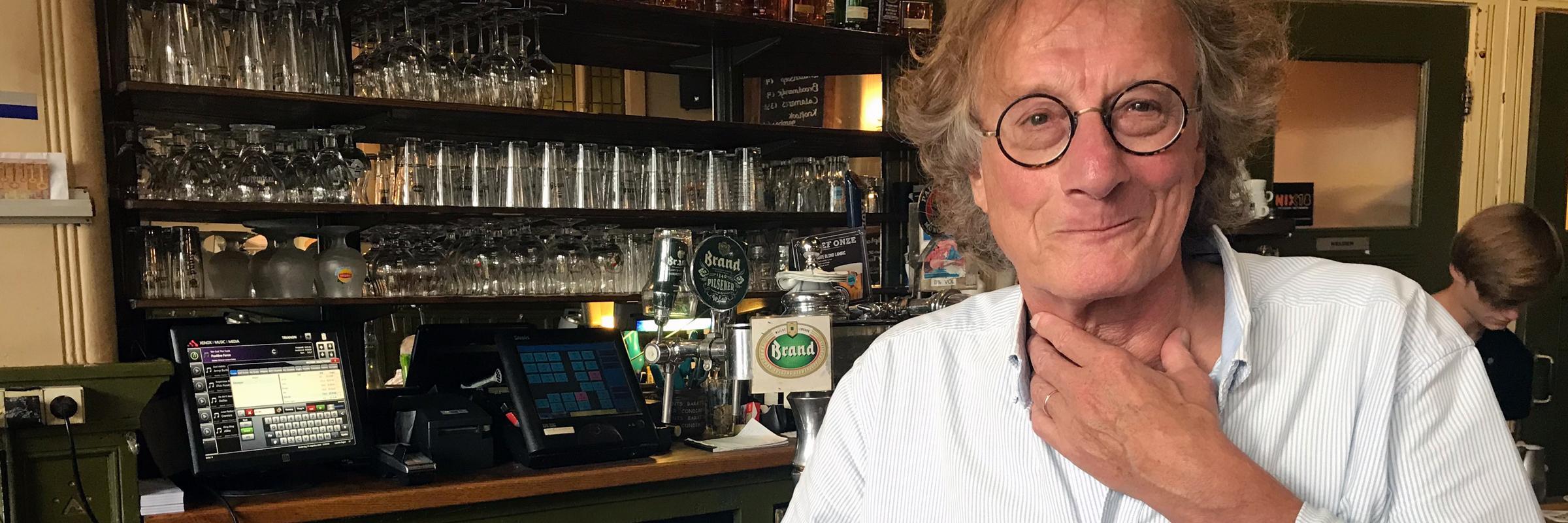 'Ik kwam elke dag in café Trianon'